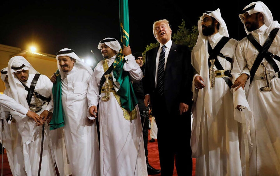 Saudi Arabia rejects transfer of U S  embassy to Jerusalem: state TV