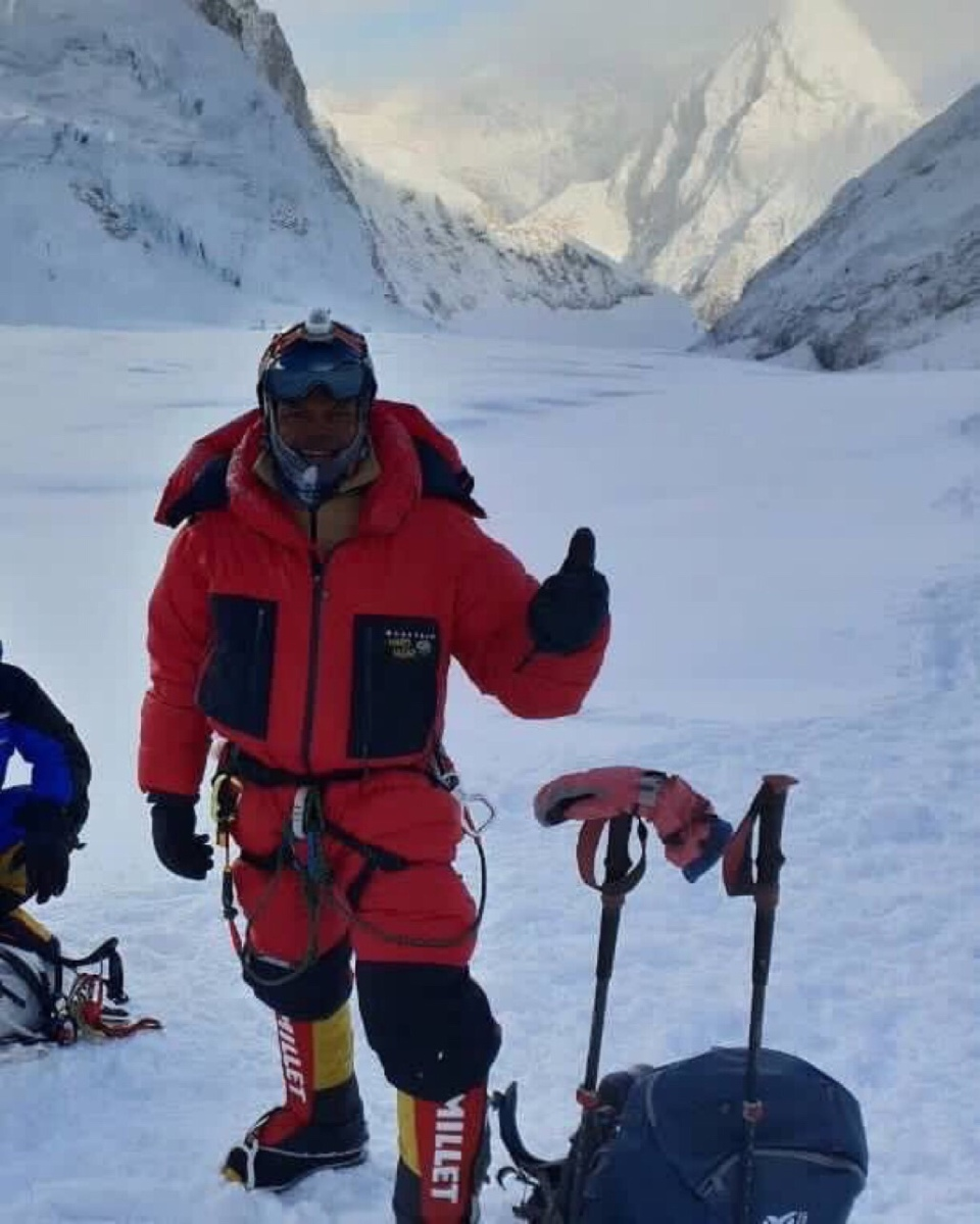 Johann Peries- the second Sri Lankan to summit Mt Everest